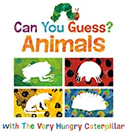 Can You Guess?: Animals with The Very Hungry Caterpillar (The World of Eric Carle)
