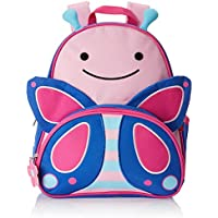 Skip Hop Zoo Pack Little Kids Backpack, Blossom Butterfly
