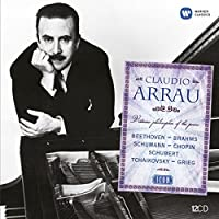 ICON: Claudio Arrau: Virtuoso Philosopher of the Piano by Claudio Arrau (2011-03-22)