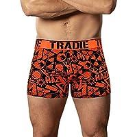 Tradie Mens Printed Trunk