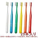 タフト 24 歯ブラシ スーパーソフト キャップなし 25本 (アソート)