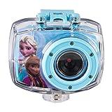 Best カメラWaterproofs - [ディズニーフローズン]Disney Frozen Hd Action Camera for Kids Waterproof Review