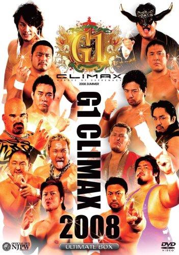 G1 CLIMAX 2008 DVD-BOX