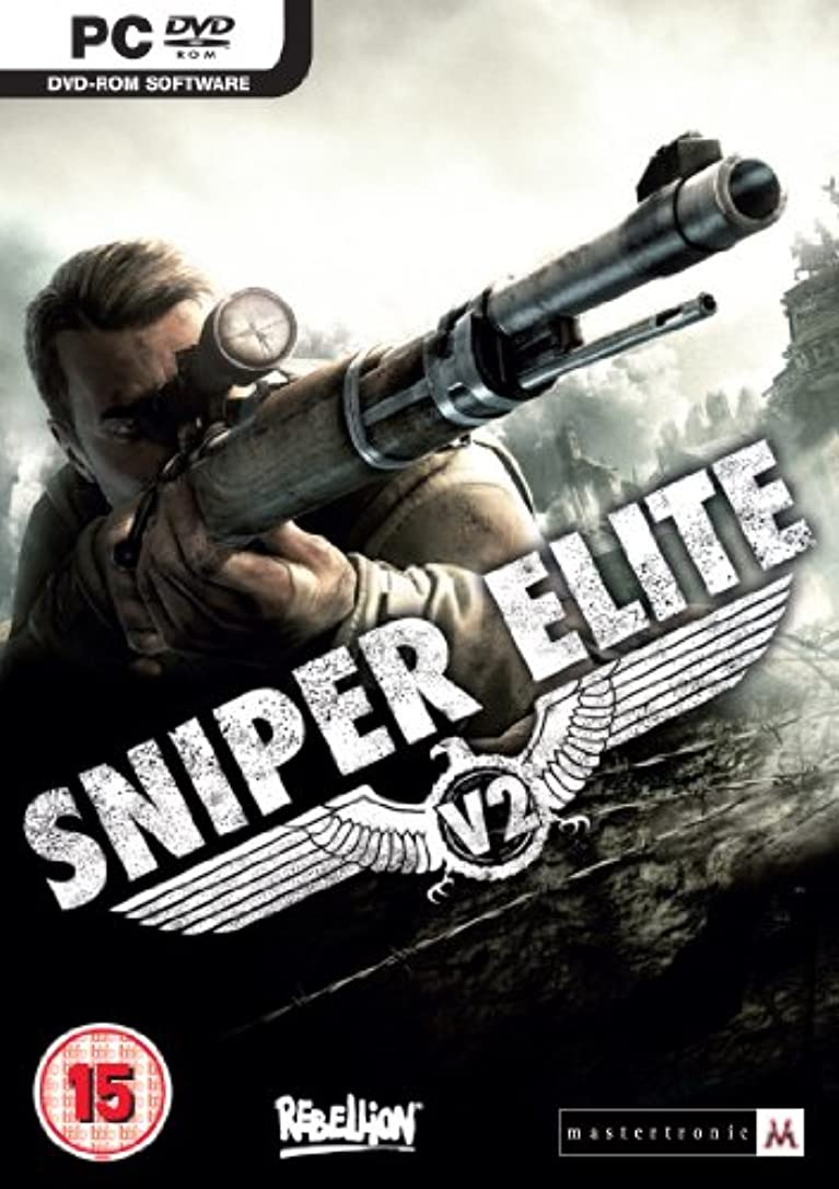 伝染病弱まる合法Sniper Elite V2 (PC) (輸入版)