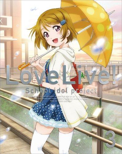 ラブライブ!   (Love Live! School Idol Project) 3 (初回限定版) [Blu-ray]の詳細を見る