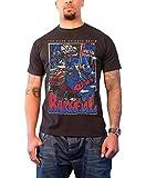 Babymetal ベビーメタル Tシャツ Dark Knights 日本のメタルダンス・ユニット 公式 メンズ ブラック 黒 全サイズ