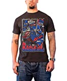 Babymetal T Shirt Dark Knights Japanese Metal 公式 メンズ 新しい ブラック all sizes
