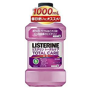 [医薬部外品] 薬用 リステリン マウスウォッシュ トータルケア 1000mL