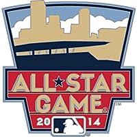 2014年MLBオールスターゲームロゴピン