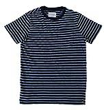 TAYLOR STITCH テイラーステッチ TWIN STRIPE TEE ツインストライプ Tシャツ/インディゴ/