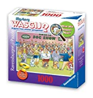 Wasgij 1000 Pv Mystery Puzzle - Dog Show