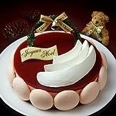 クリスマスケーキ2013年(ストロベリーマカロン)