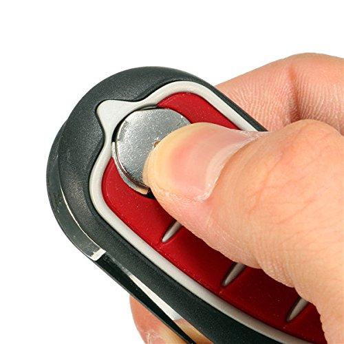 3ボタンは、アルファロメオ水戸ジュリエッタGTO 159用リモコンキーフォブケースシェルをフリップ