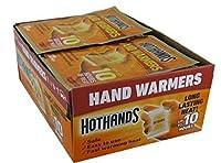 80 Heatmax Hand Warmers Hot Hands 2 Handwarmers by Handwarmers