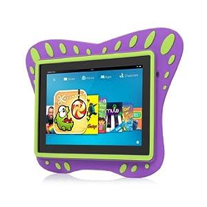 Incipio (Kindle Fire HD(第3世代) 用) キッズカバー バタフライ