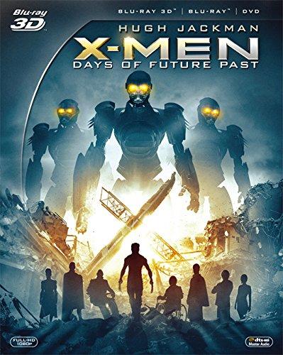 X-MEN:フューチャー&パスト 3枚組コレクターズ・エディション(初回生産限定) [Blu-ray]の詳細を見る
