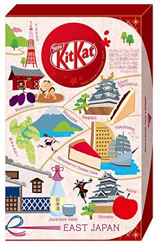 ネスレ日本 12枚 キットカット ミニ 東日本アソート 1セット(2箱)
