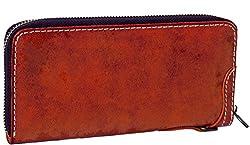 GLEVIO(グレビオ)財布 ラウンドファスナー 長財布 本革 メンズ レザー ウォレットブランド