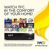 TFC IPTVセットトップボックス - 1年間PREPAIDプレミアムパッケージ