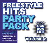 Freestyle Hits Party Pack