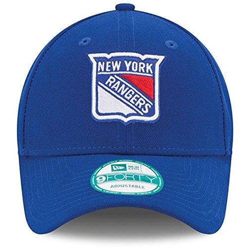 NEW ERA (ニューエラ) NHLキャップ (The League 9FORTY 940 NHL Cap) ニューヨーク・レンジャーズ