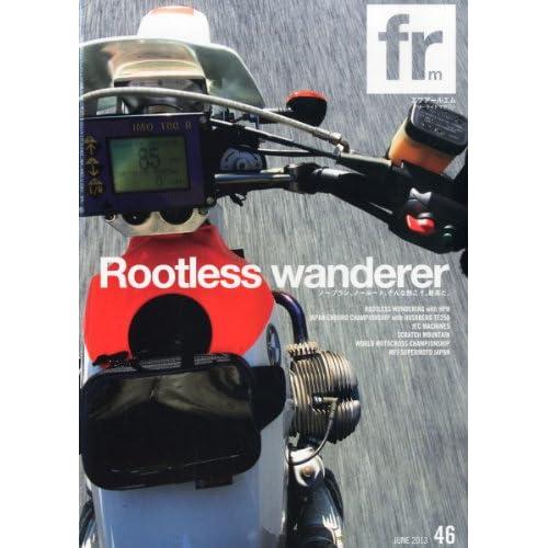 frm (エフアールエム) Vol.46 2013年 06月号 [雑誌]