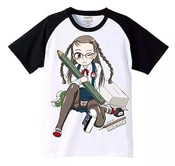 (シシュンキマーブル) 思春期マーブル 完顔阿骨打01委員長 Tシャツ S