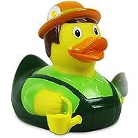 Rubber Duck Gardener Bath Duck ゴム製のアヒル