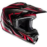 HJC(エイチジェイシー)バイクヘルメット オフロード ブラック/レッド(MC1) (サイズ:L) CS-MX2エッジ HJH123