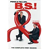 Penn & Teller Bs: Three Season Pack [DVD] [Import]