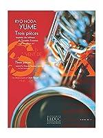 Ryo Noda: Yume (Saxophone). For サクソフォン