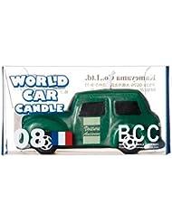 カメヤマキャンドル( kameyama candle ) ワールドカーキャンドルクラシックカー(フランス)