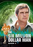 Six Million Dollar Man: Season 3 [DVD] [Import]