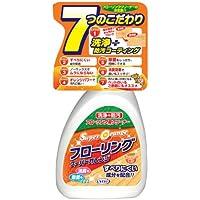 スーパーオレンジ フローリング 洗浄・防汚・消臭除菌の効果 すべりにくい成分配合 本体 400ml