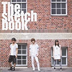 The Sketchbook「over the station」のジャケット画像