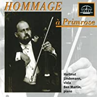 Lindemann Series: Hommage a Primrose 3 by Vitali (1996-05-03)