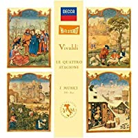 ヴィヴァルディ:協奏曲集「四季」