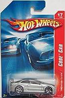 Hot Wheels AMG-Mercedes CLK DTM Silver Gray Spoiler #101 Sittin' On Pr5's Scale 1/64 Collector