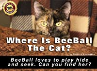Where Is BeeBall The Cat? (A Children's Adventure Book): Adventure Books for Kids! (BeeBall the Cat and Her Cat Adventures) [並行輸入品]