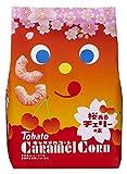 東ハト キャラメルコーン桜香るチェリー味 77g ×12袋