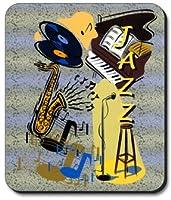 ジャズマウスパッド–byアートプレート