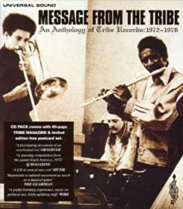 Message from Tribe