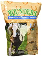 KENT NUTRITION GROUP-BSF 1520 Cinnamon Rounder's Horse Treat, 30 oz by KENT NUTRITION GROUP/BSF