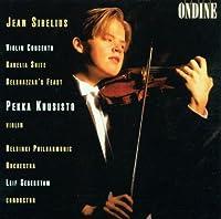 ヴァイオリン協奏曲 ニ短調/カレリア組曲/組曲「ベルシャザール王の饗宴」 (Sibelius: Violin Concerto)