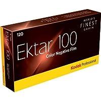 Kodak プロフェッショナル Ektar カラーネガフィルム ISO 100 120サイズ 5枚入り