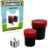 Adams Pranks and Magic - Crazy Cube - Classic Novelty Magic Trick Toy