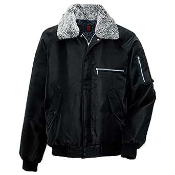 AITOZ(アイトス) | 裏ボア防寒ブルゾン 【M~4Lサイズ】 #AZ-10549 ピュアブラック L