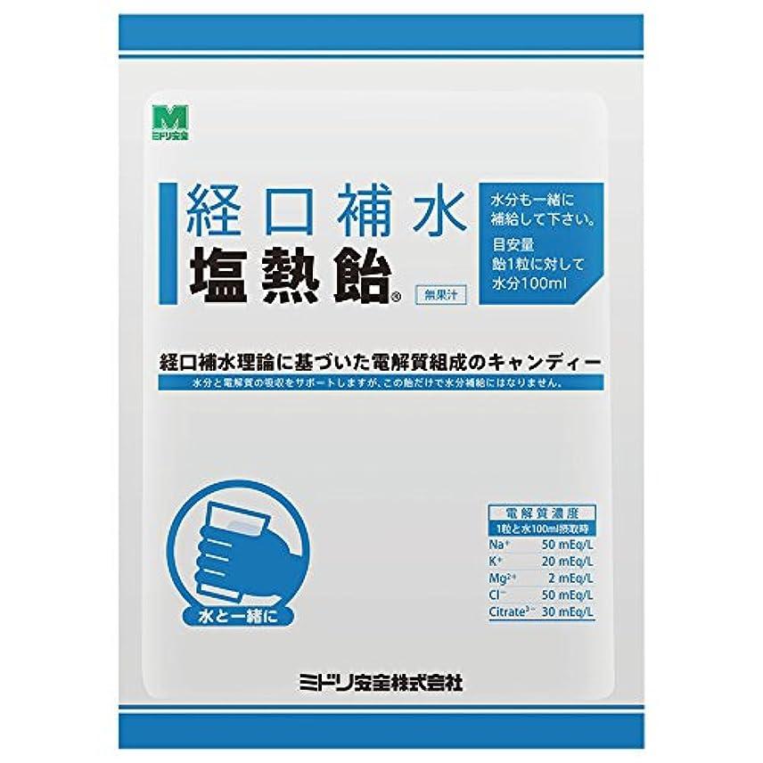 先例描く豊かなミドリ安全 経口補水塩熱飴 1kg (1袋)