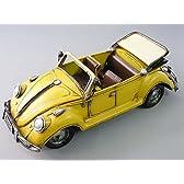 輸入雑貨:ブリキのおもちゃ:ブリキオープンカー
