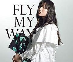 鈴木瑛美子「FLY MY WAY」のジャケット画像